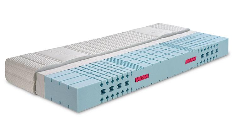 Komfortschaum-Matratze WERKMEISTER M S55 PLUS WS