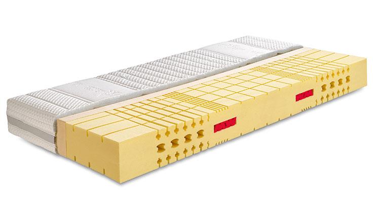 Komfortschaum-Matratze WERKMEISTER M S70 PLUS WS