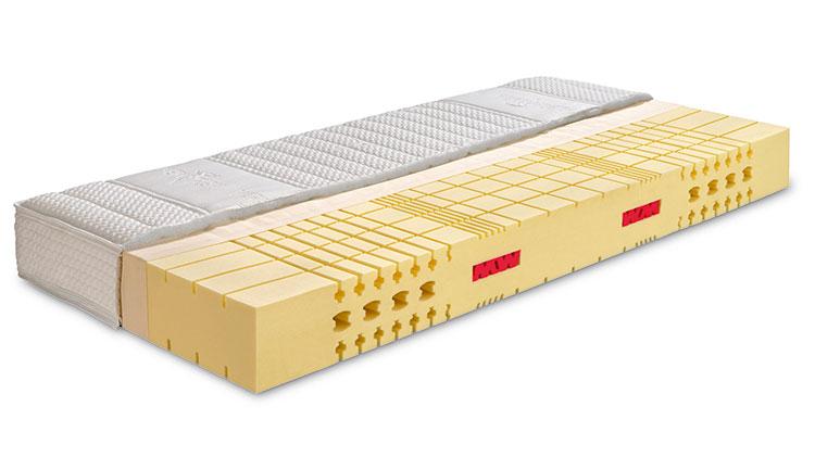 Komfortschaum-Matratze WERKMEISTER M S70 PLUS