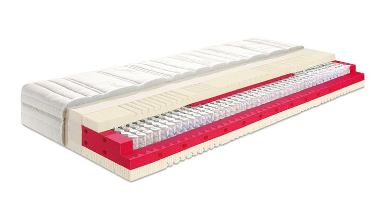 Taschenfederkern-Matratze WERKMEISTER M T610L